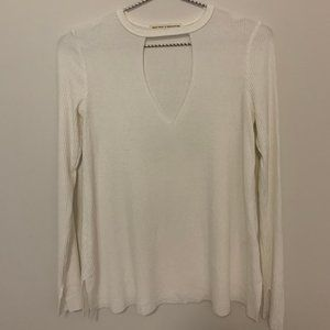 Urban outfitters cream coloured sweater